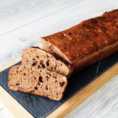 Kruidkoek recept gezond volkoren ontbijtkoek afvallen almere