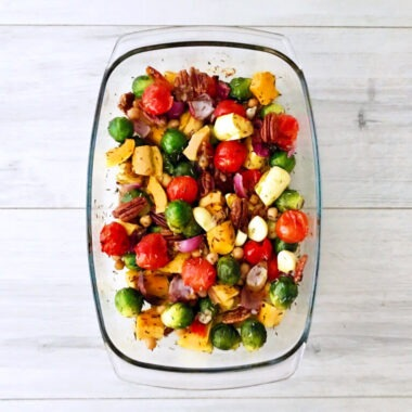ah ovengroente decaan spruitjes pompoen ui kikkerwetten vegan vegetarisch afvallen almere recept gezond