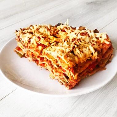 Gezonde volkoren lasagne afvallen recept almere pasta healthy