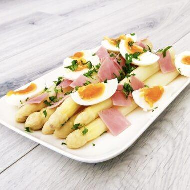 gezonde asperges afvallen almere recept
